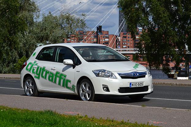 Citytraffic Tampere